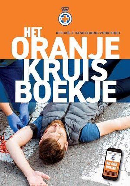 Oranje Kruisboekje Cursistpakket 28e druk