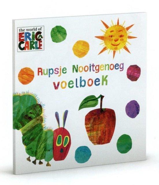 Rupsje Nooitgenoeg - Voelboek