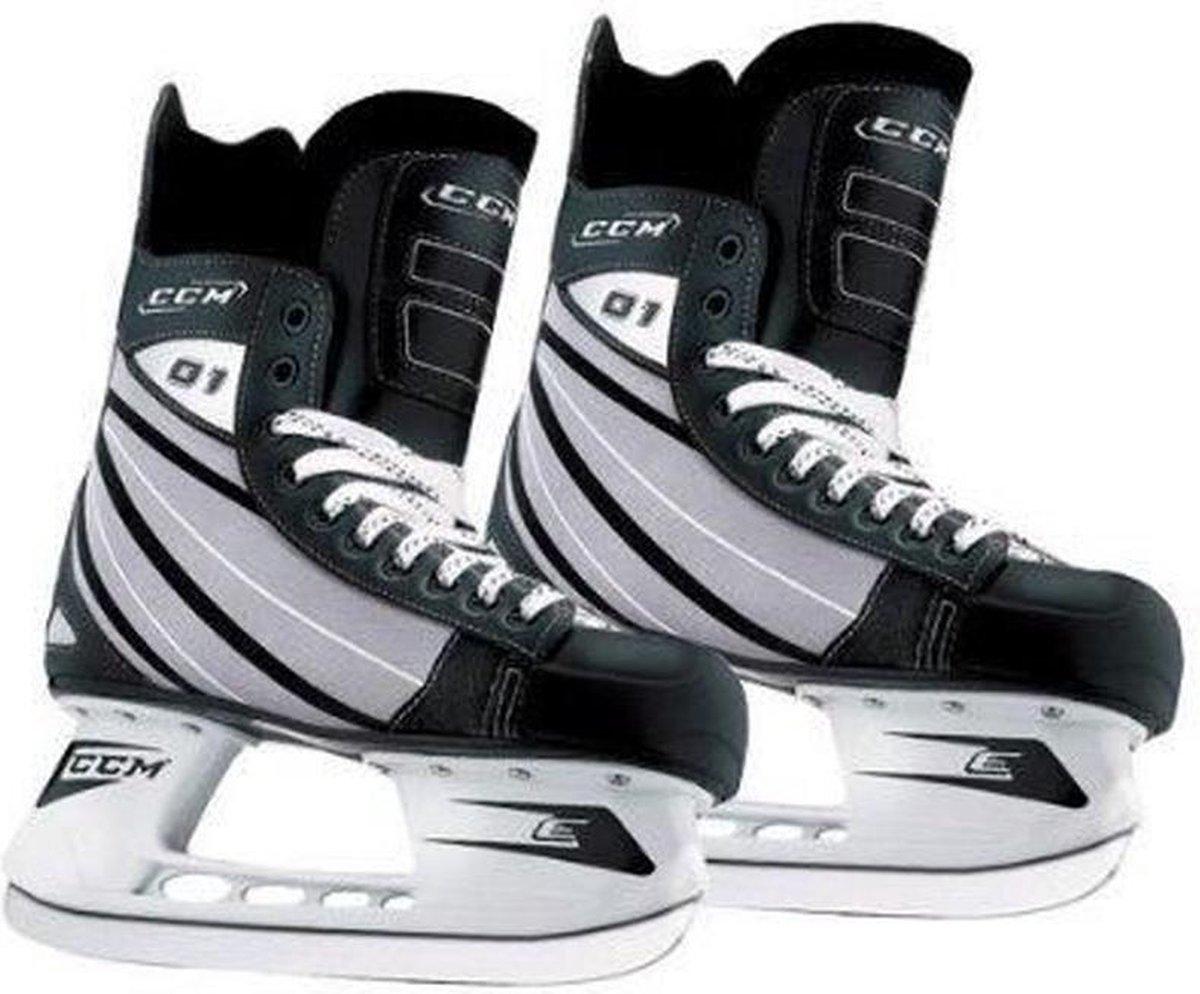 CCM IJshockeyschaatsen V1 - maat 41 - doos beschadigd (in prijs verlaagd)