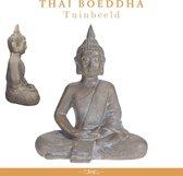 Boeddha beeld - Boeddha beeld voor buiten - Boeddha beeldje voor binnen - Buddha beeld - Buddha - 62 cm