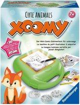 Ravensburger Xoomy® Compact Cute Animals - Tekenmachine - Multicolor