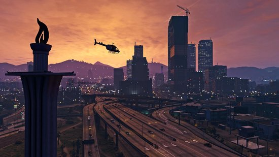 Grand Theft Auto V (GTA 5) - Collector's Edition - PS3