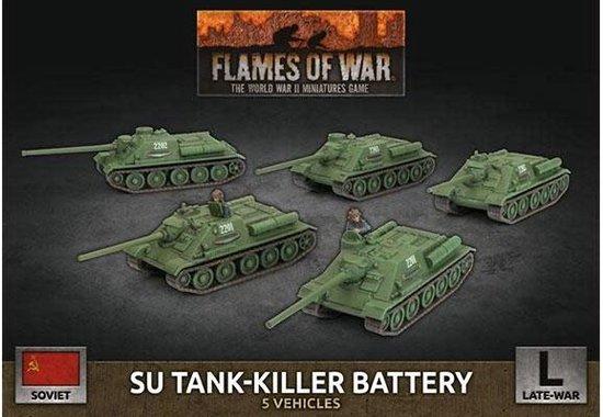 Afbeelding van het spel SU Tank-Killer Battery (Plastic)