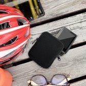 kwmobile hoes voor Bosch Nyon 2 - Neopreen hoesje voor e-bike display - Beschermende cover in zwart
