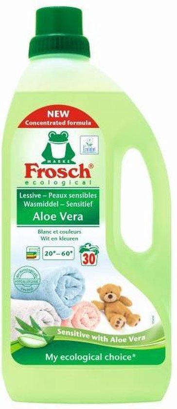 Frosch Wasmiddel Aloe Vera 1500 ml