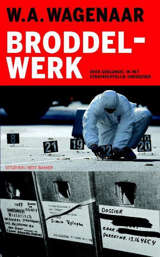 Broddelwerk - W.A. Wagenaar |