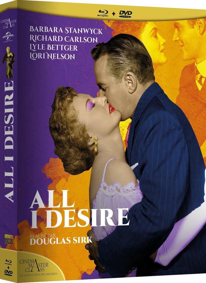 All I Desire (1953) - Combo Blu Ray + DVD-