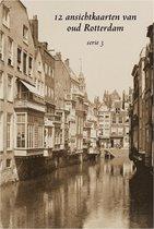Wenskaarten Set - Rotterdam - 12 ansichtkaarten van oud Rotterdam - serie 3