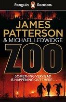 Omslag Penguin Readers Level 3: Zoo (ELT Graded Reader)
