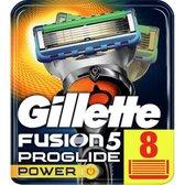 Gillette Fusion5 ProGlide Power Scheermesjes Voor
