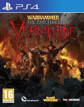 Sony Warhammer: The End Times - Vermintide, PS4 video-game PlayStation 4 Basis Engels, Frans