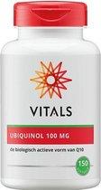 Vitals Ubiquinol 100 mg 150 softgels