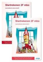 Startrekenen 2F mbo - Leerwerkboek deel A + B