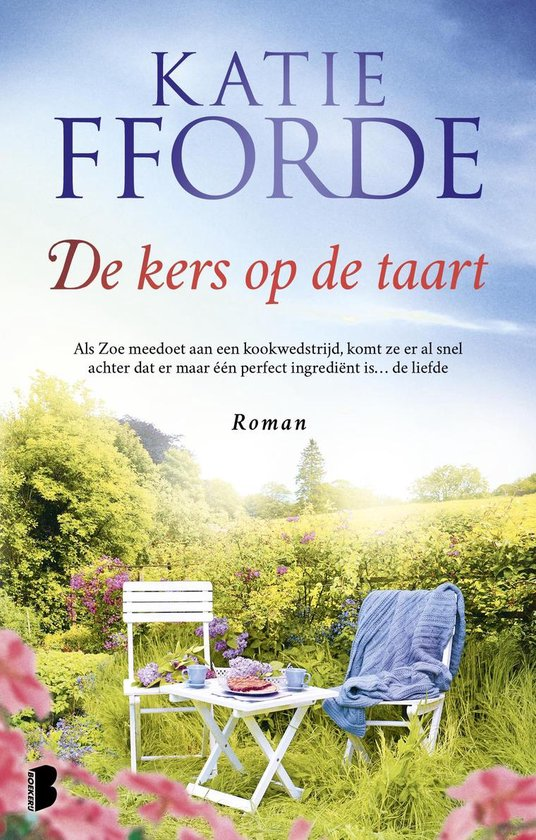 Boek cover De kers op de taart van Katie Fforde (Paperback)