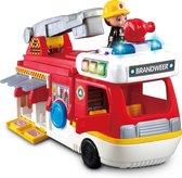 VTech Vrolijke Vriendjes 2 in 1 Brandweerwagen
