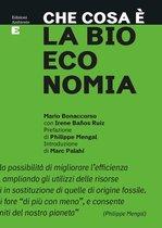 Che cosa è la bioeconomia