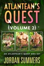 Atlantean's Quest Volume 2 (Atlantean's Quest Stranded Alien series)