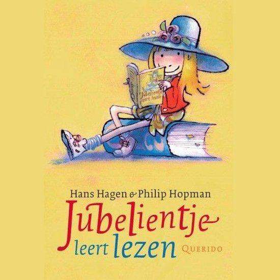 Jubelientje 2 - Jubelientje leert lezen - Hans Hagen |