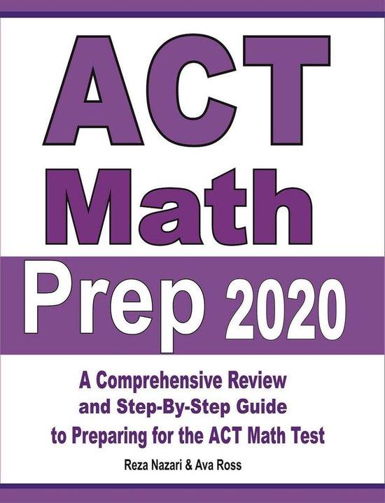 ACT Math Prep 2020
