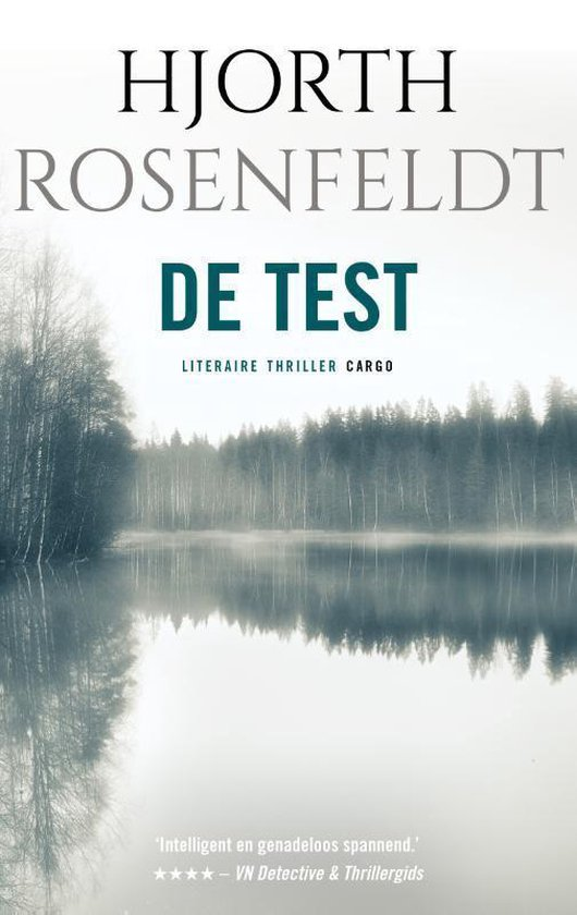 Boekomslag voor De Bergmankronieken - De test