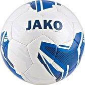 Jako Striker 2.0 - Voetbal - Wit/Blauw - Maat 4