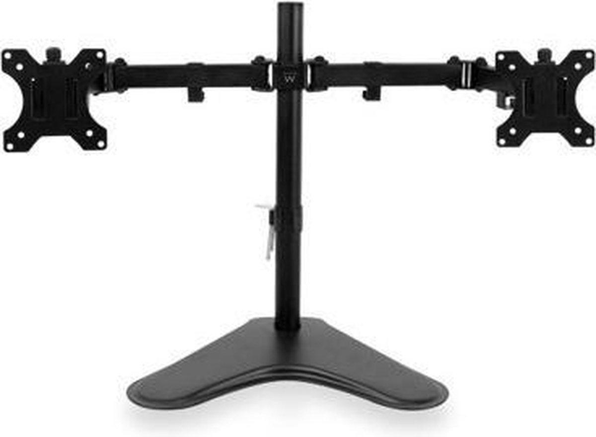 Ewent EW1536 flat panel bureau steun 81,3 cm (32'') Vrijstaand Zwart kopen