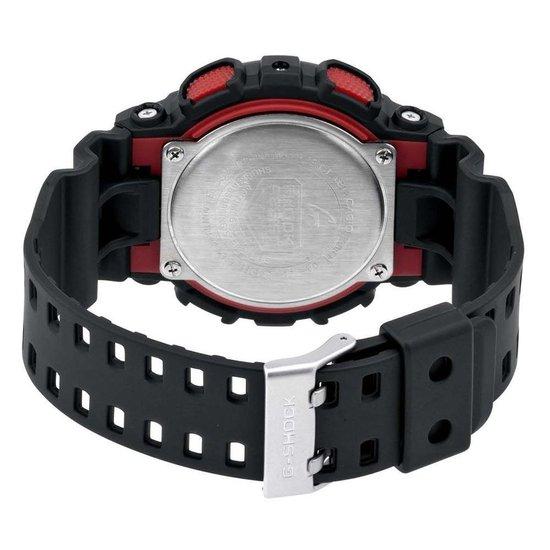 Casio G-Shock Heren Horloge GA-100-1A4ER - 51 mm