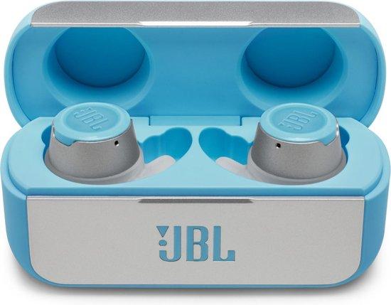 JBL Reflect Flow - Draadloze in-ear oordopjes - Blauw