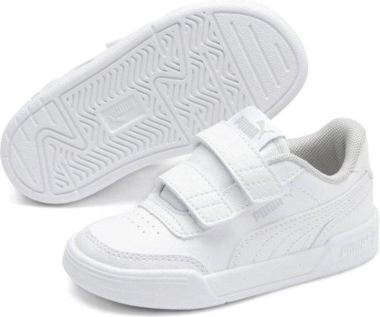 bol.com   PUMA Caracal V Inf Sneakers Kinderen - Puma White ...