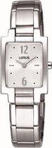 Lorus RRW03CX9 - Horloge - 20 mm - Zilverkleurig