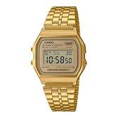Bol.com-Casio Vintage Iconic Unisex Horloge A158WETG-9AEF - 33.2 mm-aanbieding