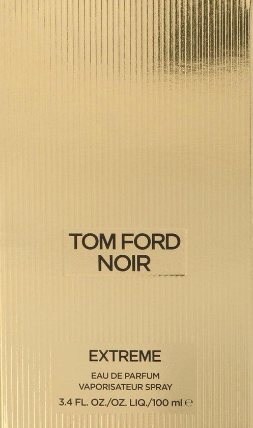 Tom Ford Noir Extreme 100ml - Eau de Parfum - Herenparfum