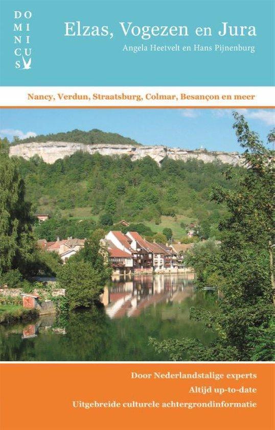 Elzas, Vogezen en Jura