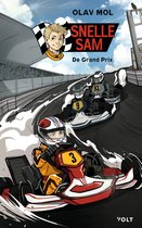 Boek cover Snelle Sam  -   De Grand Prix van Olav Mol (Paperback)