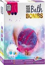 Maak je eigen Bathbombs - Bruisballen - Grafix | experimenteerset | maak de mooiste bruisballen