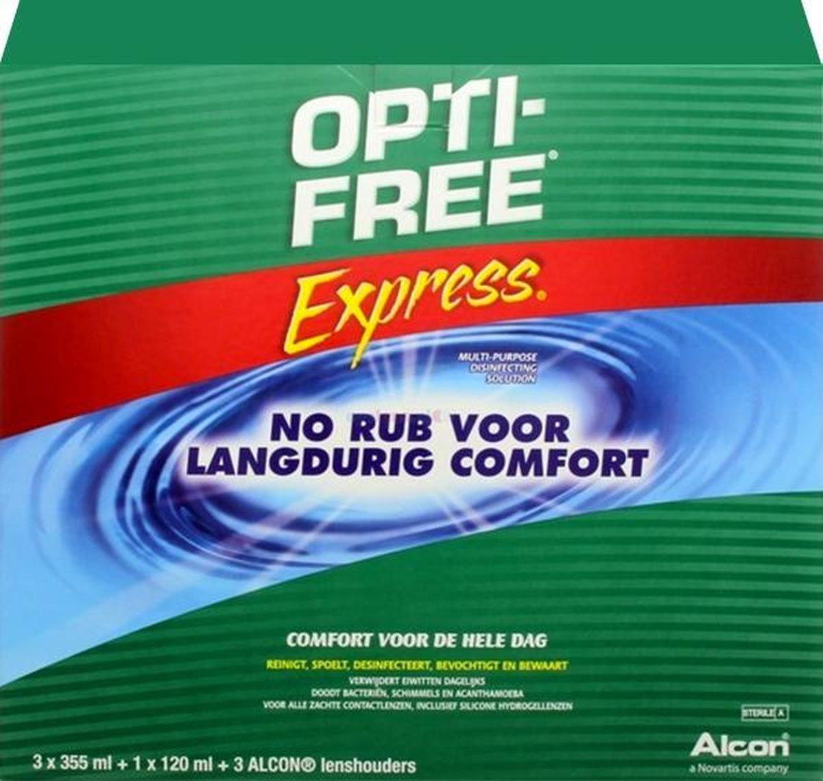 OPTI-FREE  Express  Multipack 3x355ml