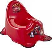 Keeeper Cars Plaspotje - rood