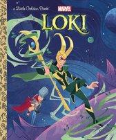 Loki Little Golden Book (Marvel)