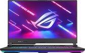"""ASUS ROG G513QM-HN064T DDR4-SDRAM Notebook 39,6 cm (15.6"""") 1920 x 1080 Pixels AMD Ryzen 7 16 GB 512 GB SSD NVIDIA GeForce RTX 3060 Wi-Fi 6 (802.11ax) Windows 10 Home Grijs"""