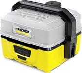 Kärcher OC 3 Mobile Outdoor Cleaner - 7,2V - 6 bar - 20 m²/h - lagedrukvlakstraal