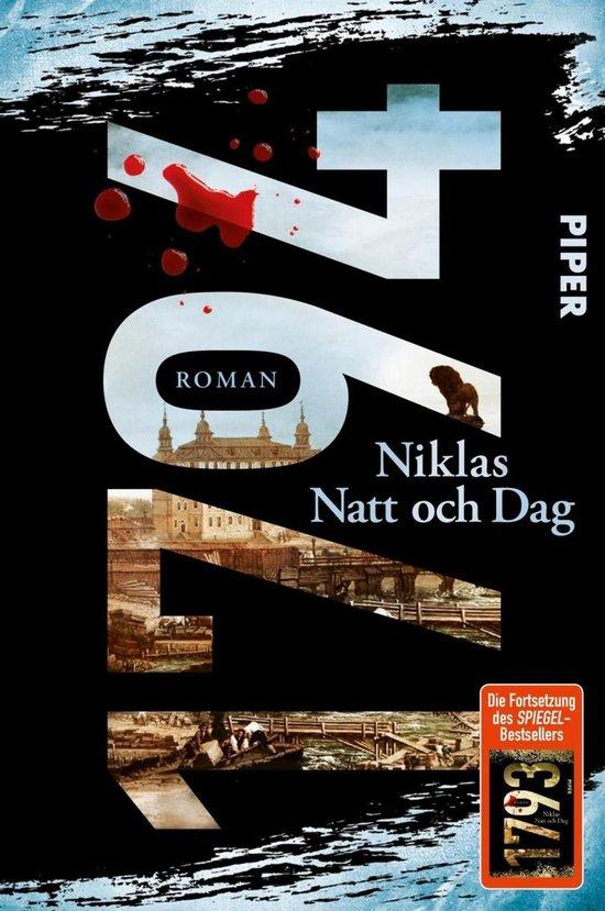Boek cover 1794 van Niklas Natt Och Dag (Onbekend)