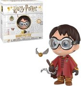 5 Star: Harry Potter - Harry Quidditch Vinyl Exclusive FUNKO - Rood