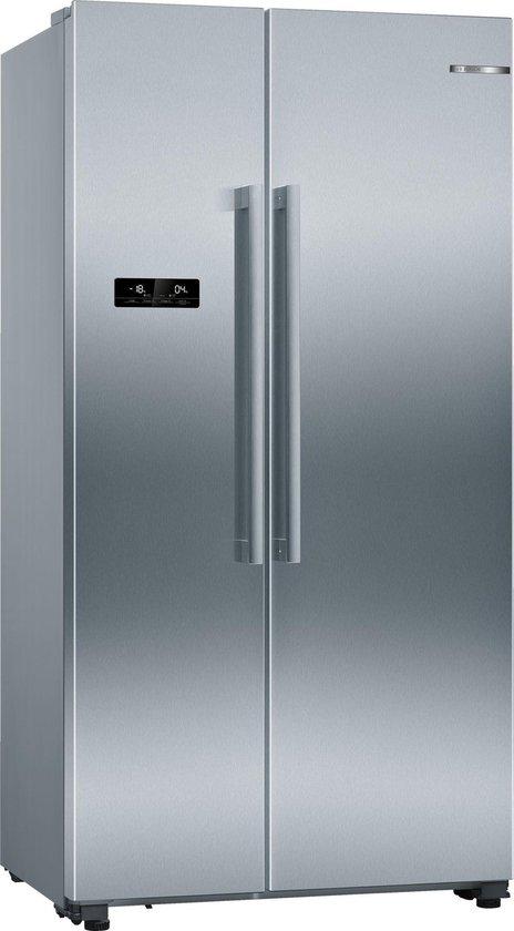 Koelkast: Bosch KAN93VIFP - Serie 4 - Amerikaanse koelkast, van het merk Bosch
