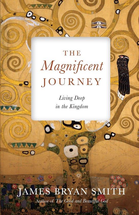 Boek cover The Magnificent Journey van James Bryan Smith (Onbekend)