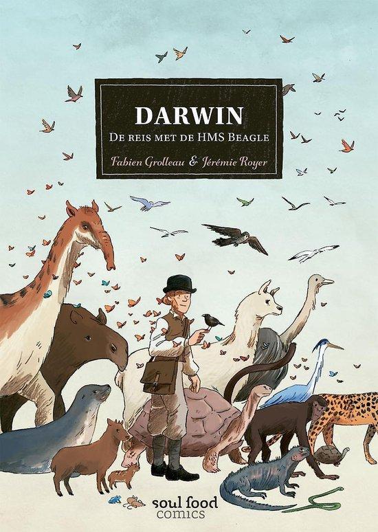 Darwin - Fabien Grolleau |