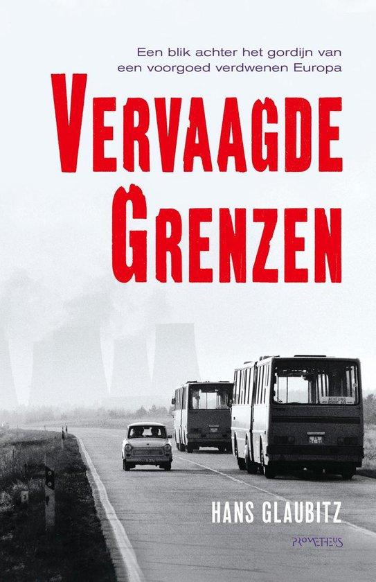 Vervaagde grenzen - Hans Glaubitz pdf epub