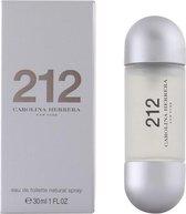 Carolina Herrera 212 Women - 30 ml - Eau de toilette