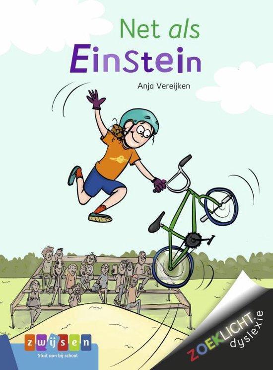 Zoeklicht Dyslexie - Net als Einstein - Anja Vereijken |