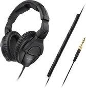 Sennheiser HD 280 Pro HiFi Over Ear koptelefoon Zwart
