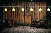 Anna's Collection Feestverlichting - 10m - 50 LED's - Warm Wit